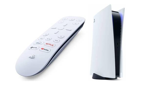 PS5 y su contenido multimedia.