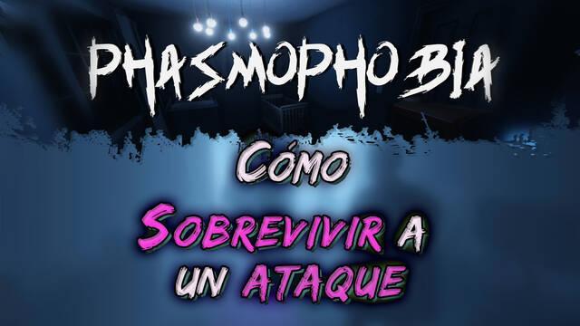 Phasmophobia: Cómo escapar de los fantasmas y sobrevivir