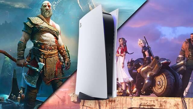God of War y Final Fantasy VII Remake se preparan para PS5.