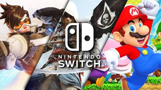 Nuevas ofertas semanales en Nintendo Switch.