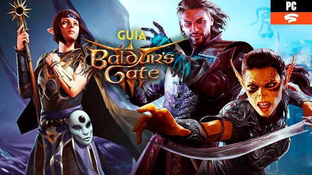 Guía Baldur's Gate 3, trucos, consejos y secretos