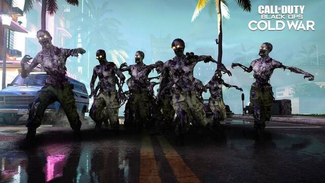 Call of Duty black ops cold war zombies onslaught