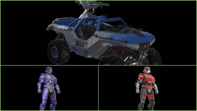 Halo Infinite personalización