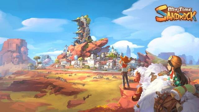 Anunciado My Time at Sandrock, secuela de My Time at Portia.