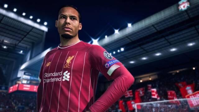 FIFA 21 es el juego más vendido de la semana en Reino Unido.