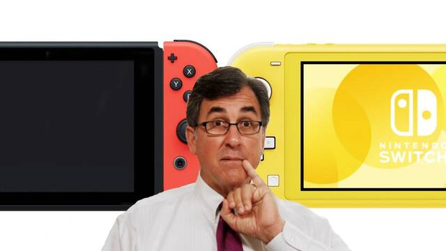 Michael Pachter, Nintendo y Switch