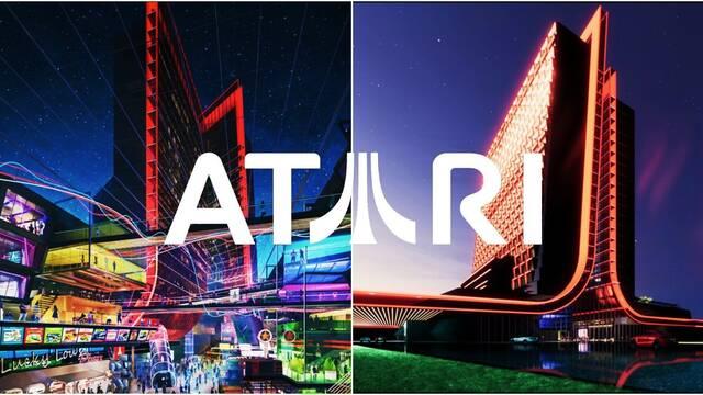 Atari y sus hoteles