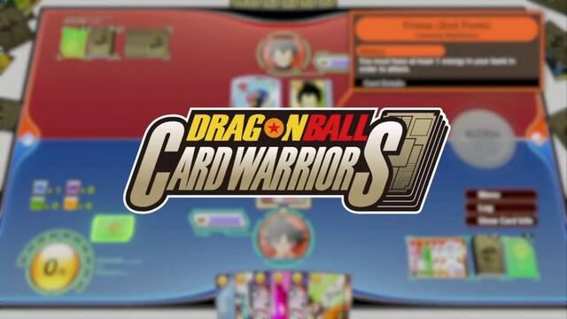 Dragon Ball Card Warriors llegará gratis a Dragon Ball Z: Kakarot el 28 de octubre.