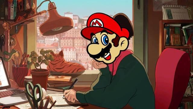 La música de Mario Kart mejora la concentración.