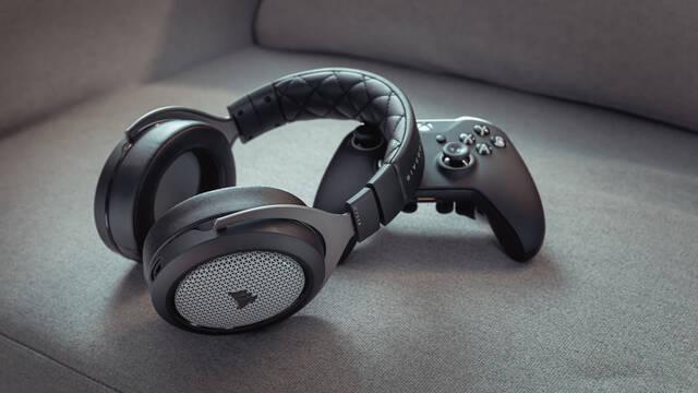 Nuevos auriculares Corsair para Xbox Series X/S