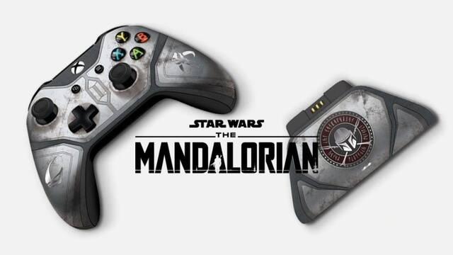 Mando de Mando para Xbox