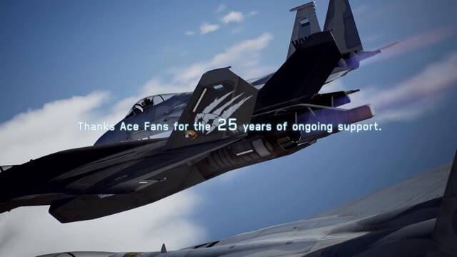 Ace Combat 7 y su 25 aniversario