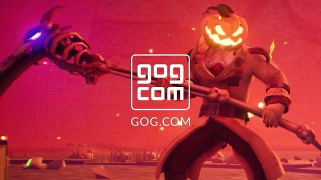 GOG y las rebajas de Halloween