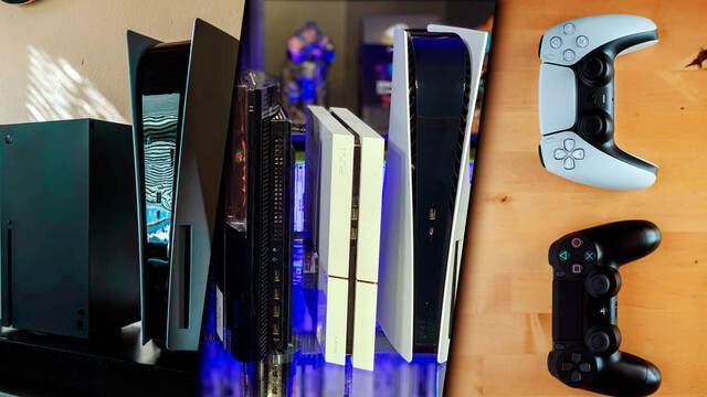 PS5 y Xbox Series X comparadas