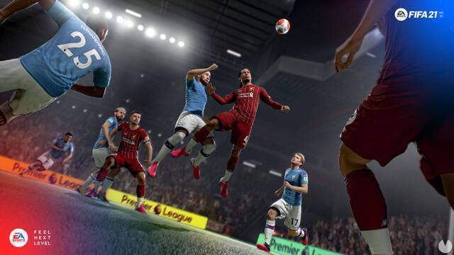 FIFA 21 llega a la nuevas consolas el 4 de diciembre
