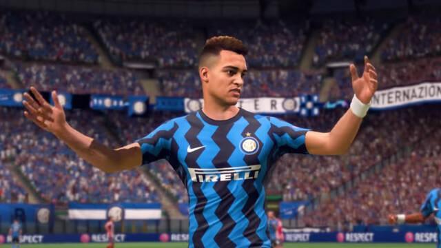 FIFA 21 se actualiza a la versión 1.05 en PS4 y Xbox One.