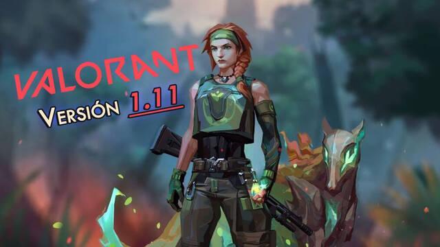 Valorant v1.11: Nueva agente Skye ya disponible y otras mejoras a personajes