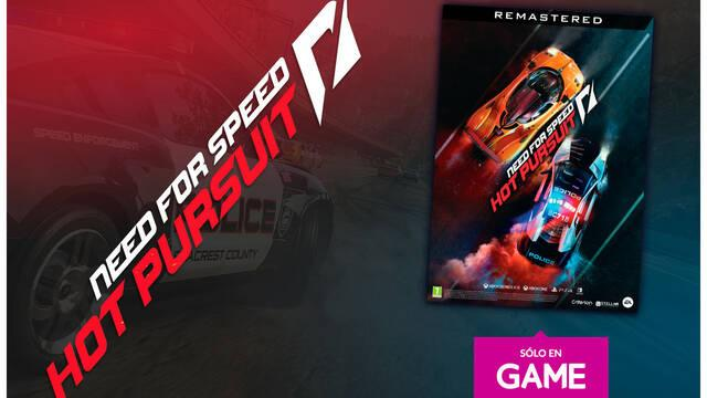 Need for Speed: Hot Pursuit Remastered en GAME
