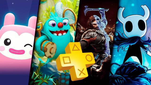 PS Plus noviembre PS4 y PS5