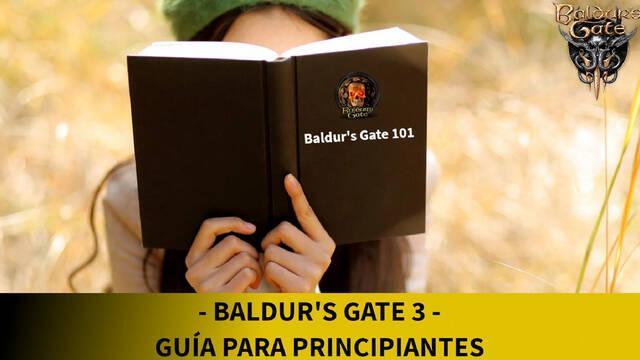 Baldur's Gate 3 - Consejos para principiantes