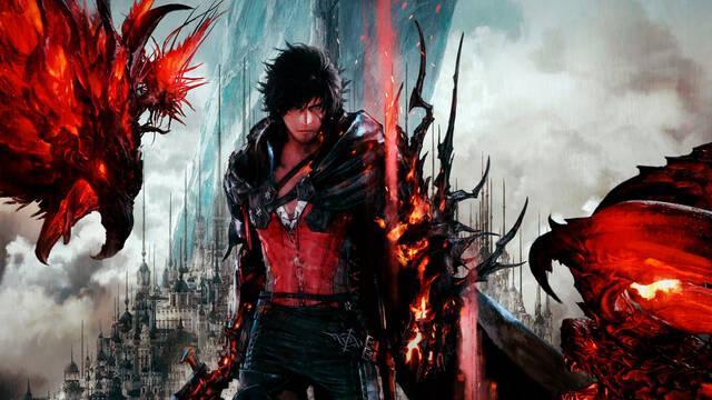 Final Fantasy 16 imágenes ilustraciones protagonista historia PS5