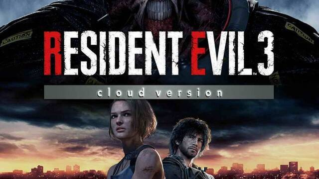 Resident Evil 3 Cloud Version Switch