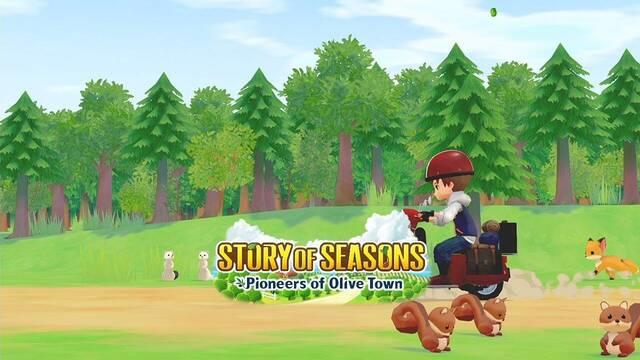 Story of Seasons: Pioneers of Olive Town llega el 26 de marzo de 2021