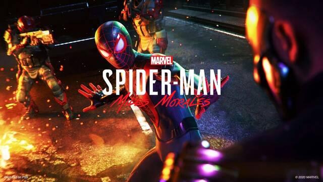 Spider-Man: Miles Morales y el combate