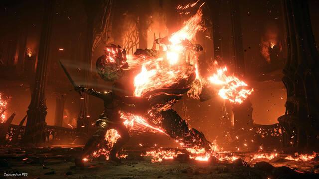 Demon's Souls Remake detalles PS5 gameplay vídeos