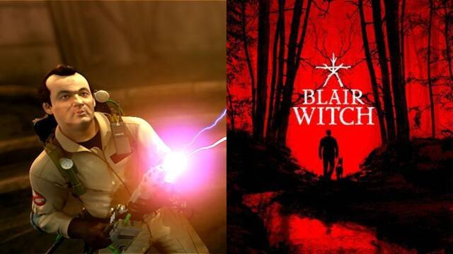 Ghostbusters Remastered y Blair Witch ya disponibles gratis en Epic Games Store