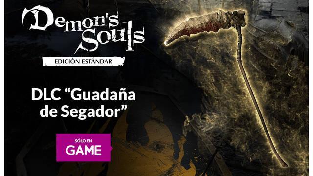 GAME regala un arma para Demon's Souls Remake por su reserva