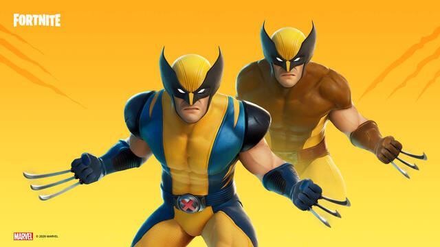 Fortnite Wolverine Lobezno