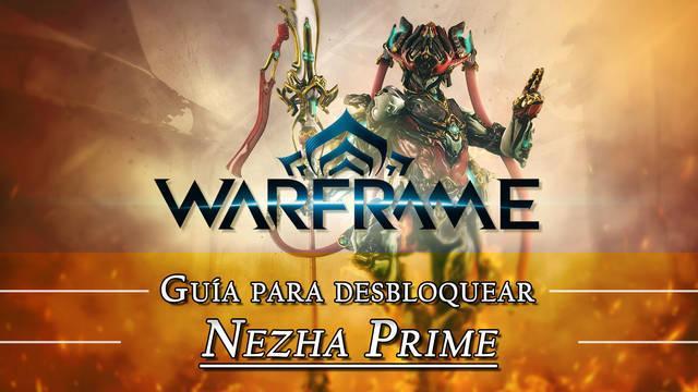 Warframe Nezha Prime: cómo conseguirlo, planos, requisitos y estadísticas