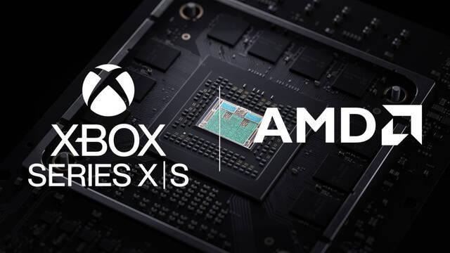 AMD RDNA 2 será totalmente compatible con Xbox Series X/S