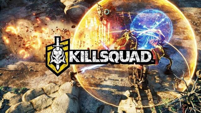 Actualización de Killsquad