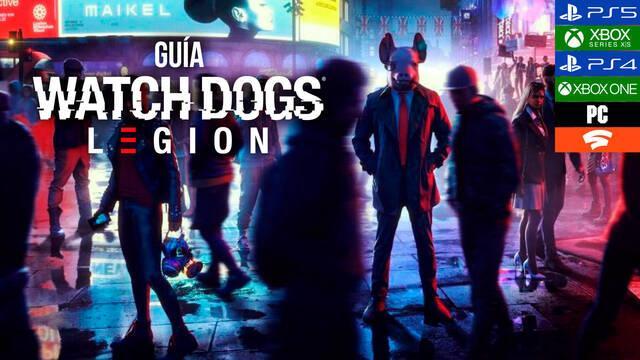 Guía Watch Dogs Legion, trucos, consejos y secretos