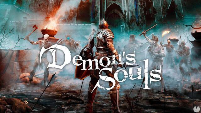 Demon's Souls y los modos de dificultad