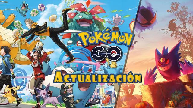 Pokémon Go se actualiza con nuevas características en Android e iOS y mejoras