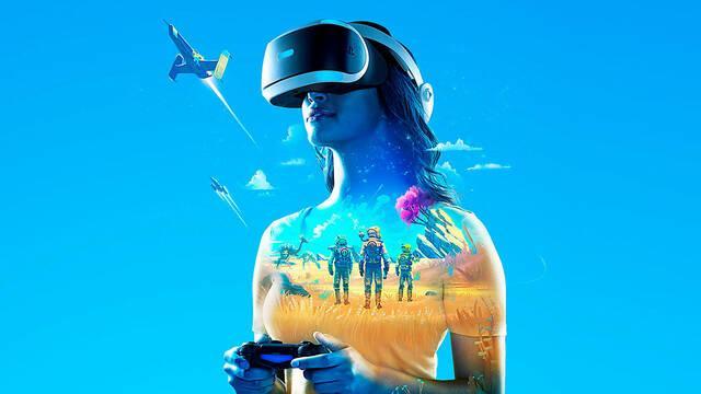 PS VR en PS5 en 2022