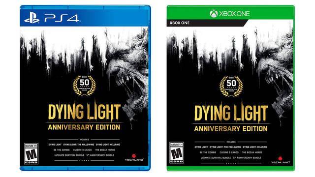 Dying Light Anniversary Edition PS4 y Xbox One 8 de diciembre