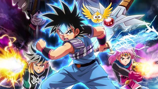 Así es el nuevo anime de Dragon Quest que tendrá videojuego