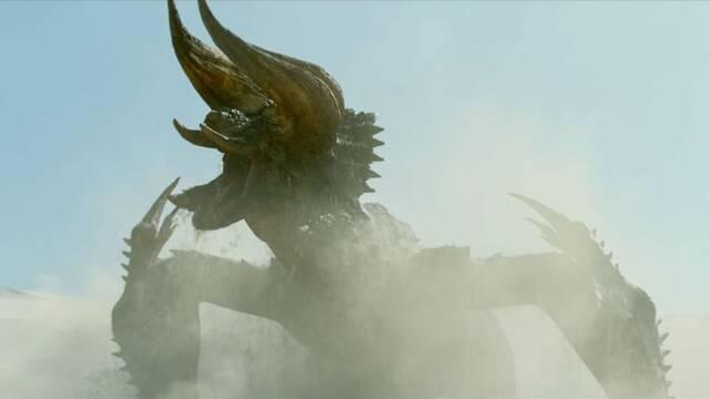 La película de Monster Hunter muestra a Diablos Negra en su primer teaser oficial