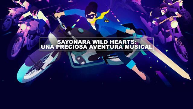Sayonara Wild Hearts: Una preciosa aventura musical