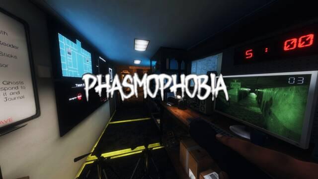 Phasmophobia y su éxito
