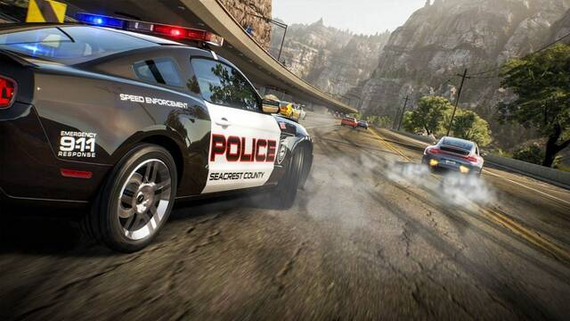 Need for Speed: Hot Pursuit Remastered llegará en noviembre a PS4, Xbox One, PC y Switch.