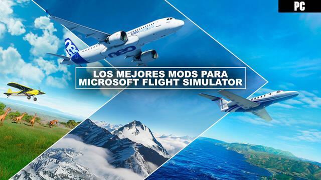 Los mejores mods para Microsoft Flight Simulator