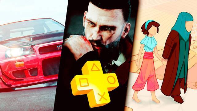 PS Plus juegos gratis PS4 octubre 2020 Vampyr Need for Speed