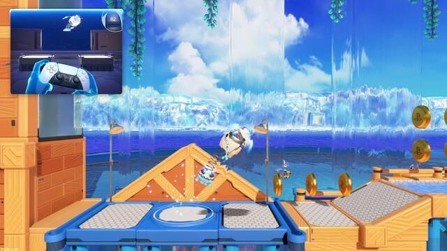 Astros Playroom ps5 duracion detalles