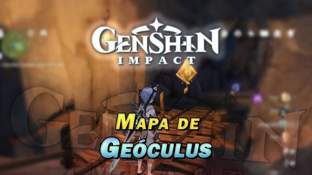 Geóculus de Genshin Impact: Localización de TODOS los orbes de Liyue