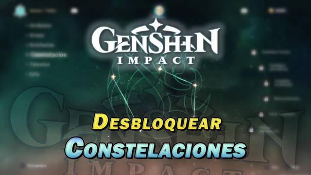 Genshin Impact: Constelaciones de personaje y cómo desbloquearlas